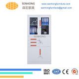 Governo di memoria di vetro dell'armadietto dei portelli Lh-29 2 per l'ufficio con i cassetti