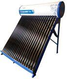 160 litros de presión compacto para no calentador de agua solar