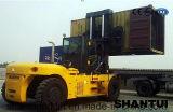 Carrello elevatore pesante del contenitore da 25 tonnellate per porta