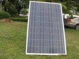 Poly panneau solaire 100W pour le réverbère solaire