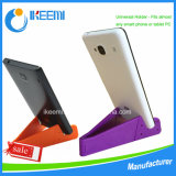 Vタイプ携帯電話のホールダー、熱い販売の携帯電話のホールダー