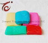 Roter Silikon-Gummi-Mittel Htv Vmq Hcr Gummi