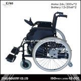 Горячее сбывание 2016 складывая автоматическую электрическую кресло-коляску