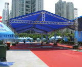 Aluminum Roof Bühne