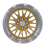 Decorative Rivets를 가진 합금 Wheels
