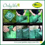 Onlylife PP Waterproof a tomada de fábrica que recicl o saco Waste da folha do jardim