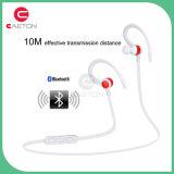 Auriculares de Bluetooth do esporte do controle de ruído CVC6.0