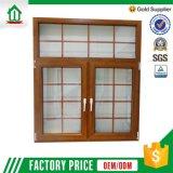 Nuova finestra della stoffa per tendine di disegno della griglia del PVC (wanjia-56)