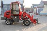 Zl910 carregador da roda de 1 tonelada venda quente do mini em Europa
