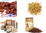 Alimentación del animal doméstico que hace la máquina, máquina mojada del alimento del estirador de la alimentación de los pescados de la extensión