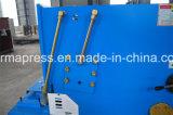 Cer SGS-hydraulischer Schwingen-Arm-Träger-Edelstahl-Kasten-Scherblock/Metallscherende Maschine
