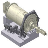 Efficiency elevado Dry Ball Mill From Hengxing em China