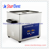 Equipment dentale 10L Stainless Steel Digital Tabletop Ultrasonic Cleaner