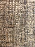 Papel de empapelar colorido de la planta de Wallcoverings de la hierba del papel pintado de la armadura natural de la hierba para el hogar