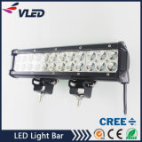 "12 ""72W 5760lm LED Light Bar Truck Car Driving Iluminação"