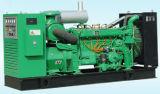 생물 자원 천연 가스 Biogas 40kw 발전기 세트