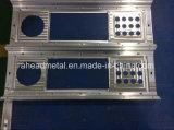 Präzision CNC-Mfchined-Maschinell bearbeitenteil für Gebäude-Panel