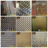Engranzamento arquitectónico do metal do engranzamento de fio do elevador