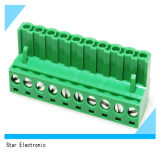 PWB 5.08m m Female 90 Degree Terminal Block