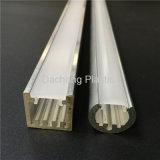 Esmerilado de la lente de policarbonato para Perfil de LED