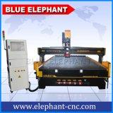 Ranurador del CNC del protector contra el polvo de Ele 2040, máquinas de la carpintería de la combinación de Italia para hacer los muebles de madera