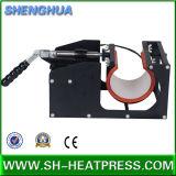 Multifunktions alle in einer Wärme-Presse-Maschine für T-Shirt, Schutzkappe, Platte und Becher