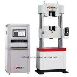 Machine de test universelle hydraulique en acier d'étalage d'ordinateur Wew-2000d 2000kn