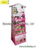 Toalla de papel Cake Display Rack, cartón Display Stand (B & C-A012)