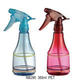 пластичная миниая бутылка спрейера пуска 350ml (NB297)