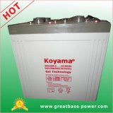 높은 Capacity 1500ah 2V Solar Power Energy Deep Cycle Gel Battery