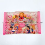 De aangepaste Plastic Verpakking van de Blaar van pvc van de Doos van de Gift voor Barbie