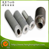ASTM A179 Dampfkessel-Wärmeaustauscher-Aluminiumflosse-Gefäß, ASTM A192 Flosse-Gefäß