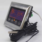 Note Screen Floor Heating Thermostat mit Zinc Alloy