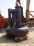 カッターの吸引の浚渫船のための頑丈な砂ポンプ