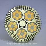iluminação do ponto do diodo emissor de luz de 40W E27 PAR38 com 3 anos de garantia