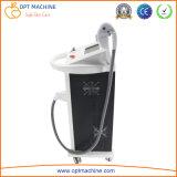 O IPL Shr Opt máquina da depilação da beleza da remoção do cabelo do laser