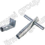 Het dwars Opheffende Tussenvoegsel van het Gat in het Prefabriceren van Concrete Toebehoren (M16X100)