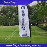 Indicador de playa publicitario de encargo de la impresión de Digitaces, indicador que vuela, indicador del bloque