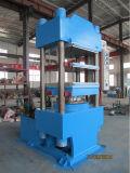 コラムかフレームタイプゴム製油圧加硫装置の出版物機械