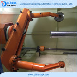 Dx-1000d de alta velocidade do tipo cantilever Stranding Twisting Bunchine (Cabling) Machine