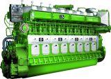 motor diesel marina inferior de la consumición de combustible 1765kw