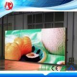 2016 écran imperméable à l'eau de la publicité extérieure de qualité chaude P10 DEL
