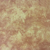 Azulejo de suelo de cerámica por completo esmaltado rústico del diseño de la fuente de la fábrica