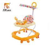 China-berühmter Marke Tianshun Baby-Wanderer mit 8 Schwenker-Rädern für Verkauf