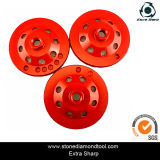 Concrete Grinding Cup Wheel with Turbo Grinding Segments