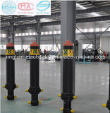 Cylinder hidráulico Telescopic Single Acting para Sale