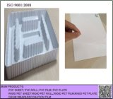 Белый PVC Sheet Glossy Rigid для Vocuum Forming Film