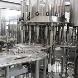 Terminer la chaîne d'emballage remplissante de l'eau minérale mis en bouteille/eau pure