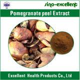 Extracto natural puro de la peladura de fruta de la granada del 100% con el ácido Ellagic