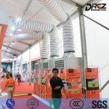専門のイベントの冷却の解決のための15~36HPキャビネットの空気調節携帯用HVAC